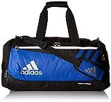 Best adidas Womens Gym Bags - adidas Team Issue Duffel Bag, Bold Blue, Small Review