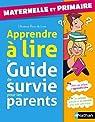 Le Guide de survie des parents par Me Clémence Roux de Luze