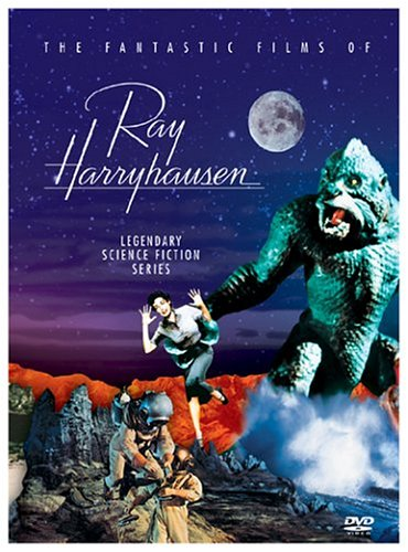 The Fantastic Films of Ray Harryhausen: Legendary Science Fiction Series (It Came from Beneath the Sea / Earth vs. the Flying Saucers / 20 Million Miles to Earth / Mysterious Island / H.G. Wells' First Men in the Moon) (First Men In The Moon Film)