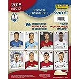 Album de 8 pochettes World Cup 2018 Panini