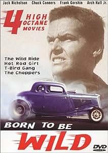 Born to Be Wild [DVD] [Region 1] [US Import] [NTSC]