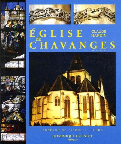Eglise de Chavanges par Claude Nardin