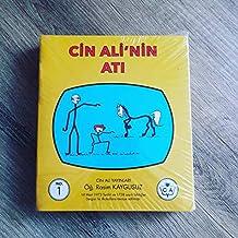 Cin Ali'nin Hikaye Kitapları (10 Kitap)
