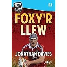 Foxy'r Llew (Cyfres Stori Sydyn)