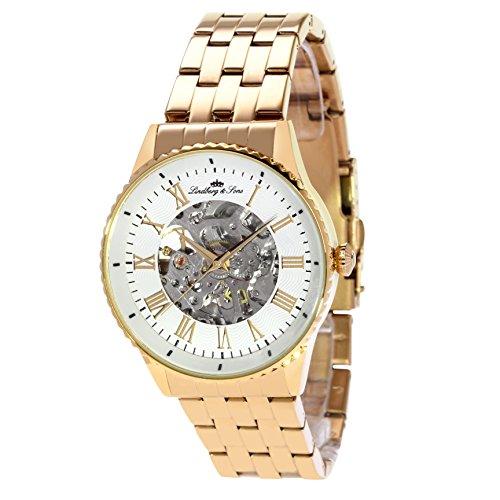 WMC Damen-Armbanduhr Analog Quarz Leder WMC-001