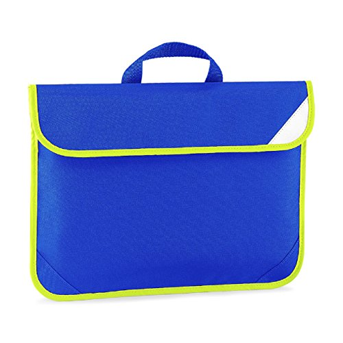 Quadra, Borsa a mano uomo blu Bright Royal Bright Royal