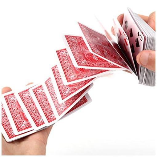 rungao-Elektrische-Magic-Trick-Deck-Of-Cards-Magician-4-Trick-Close-Up-Stage-Prop-Spielzeug