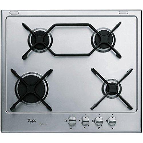 plaque de cuisson gaz inox