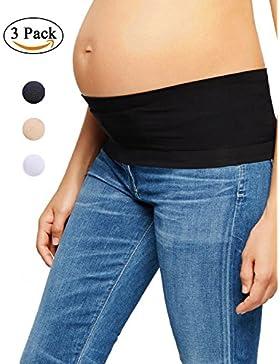 Gratlin - Bandas de Maternidad Cinturón Prenatal de Apoyo para Mujer