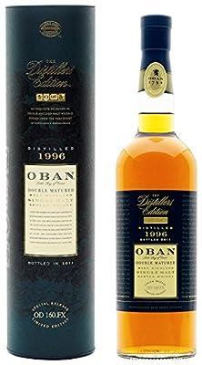 Oban 1997 Distillers Edition 43% 70cl