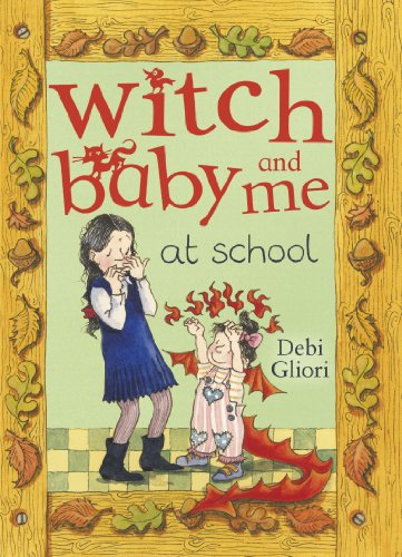 Witch Baby and Me At School (English Edition) -