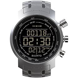 Suunto Elementum Terra Steel Watch - Grey