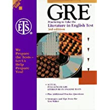 Gre: Practicing to Take the Literature in English Test (3rd ed)
