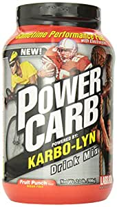 Labrada Nutrition Power Carb Gametime Karbolyn - 998 g (Fruit Punch)