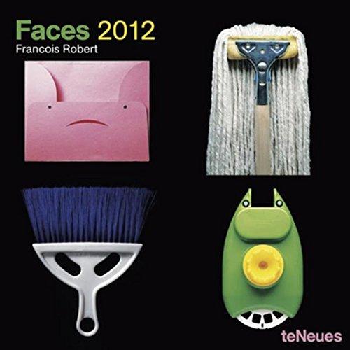 2012 Faces Grid Calendar
