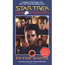 Star Trek New Frontier Omnibus (Star Trek) Books 1, 2, 3 & 4