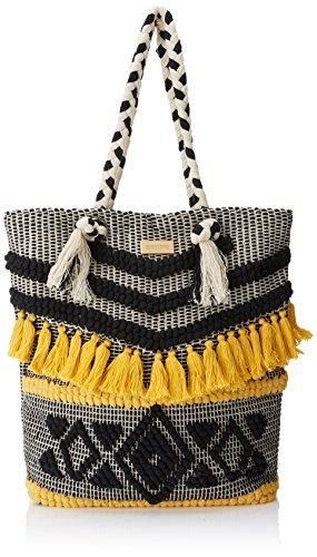 Gioseppo 45235, Shopper para Mujer, Negro (Black), 3x44x13 cm (W x H x L)