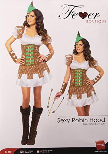SMIFFYS Costume DA DONNA Robin Hood (small)