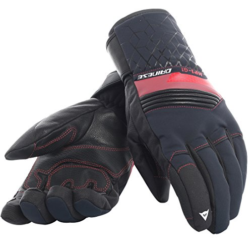 Dainese Herren HP1 Gloves Handschuhe, Stretch-Limo/Chili-Pepper, XL