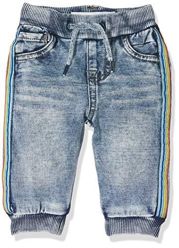 NAME IT Baby-Jungen Jeans NBMROMEO DNMANTON 1184 SWE Pant, Blau (Light Blue Denim), (Herstellergröße: 74) - Kinder Jungen Jeans
