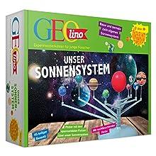 GEOlino - Das Sonnensystem: Baue deinen eigenen Roboter und treibe ihn nur mit Salzwasser an.