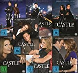 Castle Staffel 1-7 (39 DVDs)