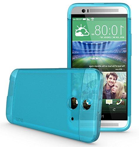 TUDIA LITE TPU Schutzhülle HTC One (E8) Ultra Slim Hülle (Teal)