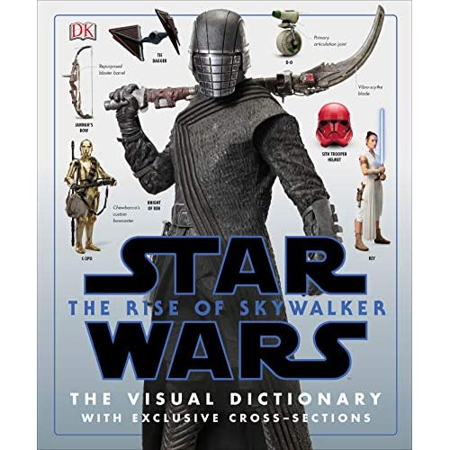 Hidalgo, P: Star Wars The Rise of Skywalker The Visual Dicti: With Exclusive Cross-Sections 1