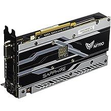 Sapphire Radeon NITRO RX 480 8GB GDDR5 PCI-E DUAL HDMI / DVI-D / DUAL DP OC W/BP 256bit aktiv