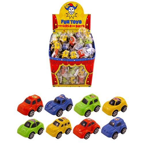 henbrandt-spielzeugautos-verschiedene-farben-60-stuck-einheitsgrosse-rot-blau-grun-gelb