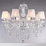Interior europeo larga araña la fantasía creadora candelabros-652 Vela lámparas de iluminación lámpara de techo?caliente / cool