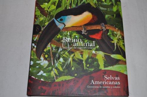 Descargar Libro Los animales: Selvas americanas: ceremonia de sonido y colores: Vol.6 de RUBÉN RUEDA LÓPEZ (DIR.