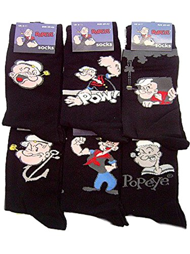 6-pairs-mens-popeye-socks-size-6-11