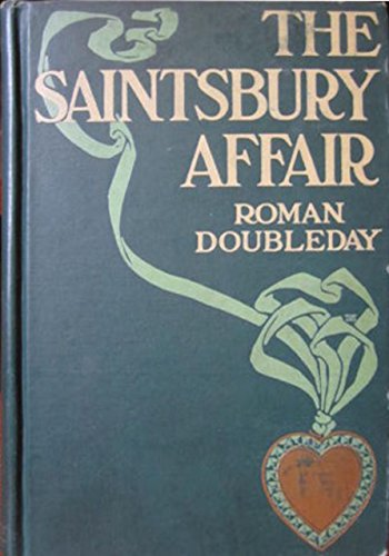 The Saintsbury Affair
