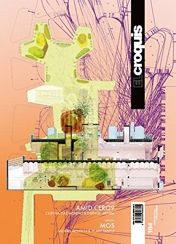 AMID.CERO9 2010 / 2016  &  MOS ARCHITECTES 2008 / 2016 (EL CROQUIS) por Publicación de Arquitectura, Cosntrucción y Diseño,S.L. EL CROQUIS