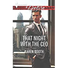 [(That Night with the CEO)] [By (author) Karen Booth] published on (August, 2015)
