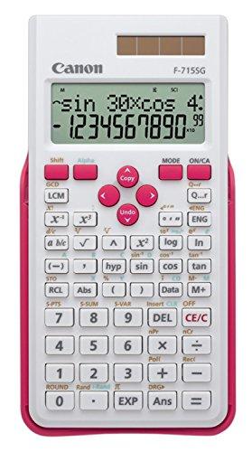 Mejores Calculadoras Científicas Rosa