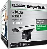 Rameder Komplettsatz, Dachträger WingBar für Dacia DOKKER (114775-10868-4)