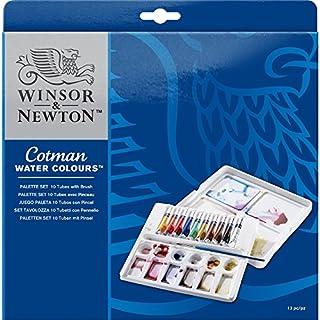Winsor & Newton Cotman - Set de acuarela, caja paleta con 10 tubos (B000OL3TQW) | Amazon price tracker / tracking, Amazon price history charts, Amazon price watches, Amazon price drop alerts