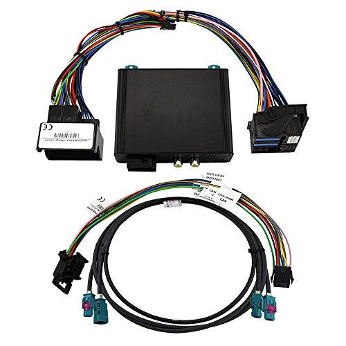 Front- & Rückfahrkamera-Interface für Mercedes NTG5/NTG5.1 Comand Online / Audio20 CD / Audio20 USB -