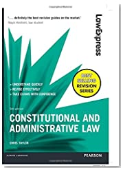 Law Express: Constitutional and Administrative Law: Uk Edition (Law Express)