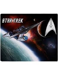 "CafePress - Star Trek NEW 2 - Soft Fleece Throw Blanket, 50""x60"" Stadium Blanket"