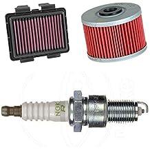 K & N ngk Mantenimiento Set Honda CRF 250m 14–16Service Kit
