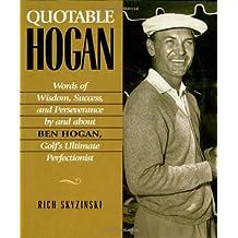 Quotable Hogan (Potent Quotables)