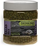 Komodo TORTOISE DIET, Salad Mix. Complete holistic food with calcium (Salad Mix, 170g)