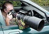 Grippa Bean bag: para las lentes de apoyo para el safari fotográfico desde el vehículo.