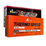 Olimp Thermo Speed Extreme Mega Caps 2 x 120 Kapseln, (2 x 154,8 g)