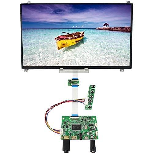 13.3inch 1920x1080 N133HSE-EB2 LCD-Schirm TFT Monitor mit HDMI + VGA Eingang LCD Fahrer-Brett-Steuerpult DIY