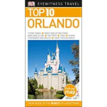 Top 10 Orlando (Eyewitness Top 10 Travel Guide)