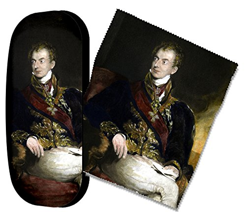 Preisvergleich Produktbild Set Brillenetui und Brillenputztuch Fürst von Metternich von Artis Vivendi